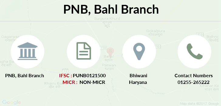 Punjab-national-bank Bahl branch