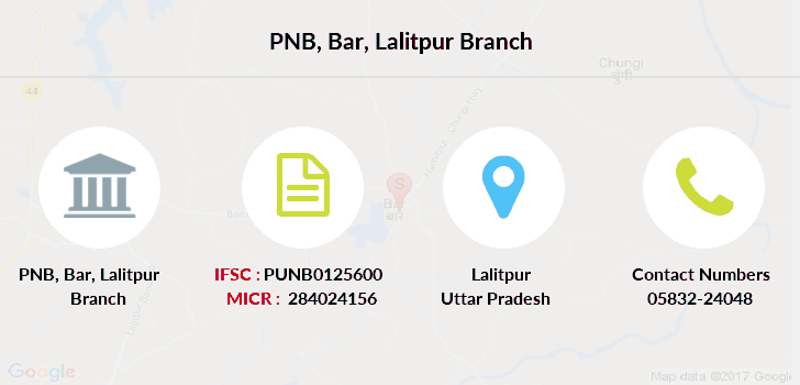 Punjab-national-bank Bar-lalitpur branch
