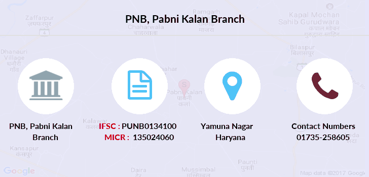 Punjab-national-bank Pabni-kalan branch