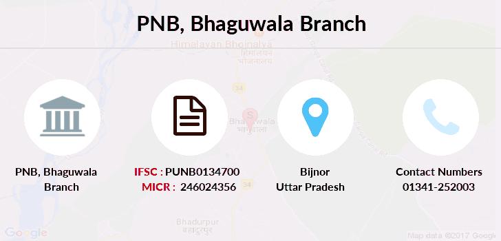 Punjab-national-bank Bhaguwala branch