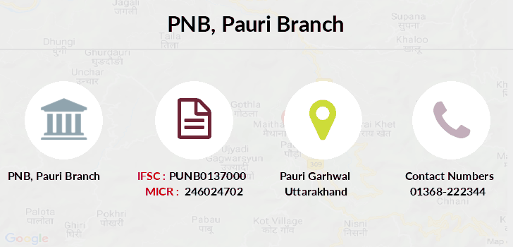 Punjab-national-bank Pauri branch