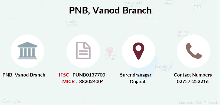 Punjab-national-bank Vanod branch