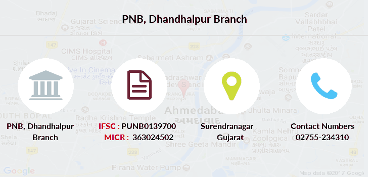 Punjab-national-bank Dhandhalpur branch