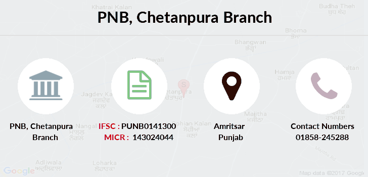 Punjab-national-bank Chetanpura branch