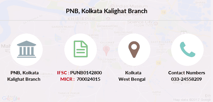Punjab-national-bank Kolkata-kalighat branch