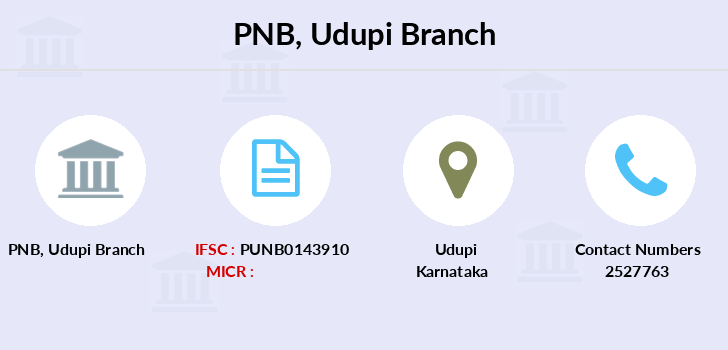 Punjab-national-bank Udupi branch