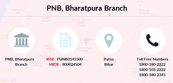 Punjab-national-bank Bharatpura branch