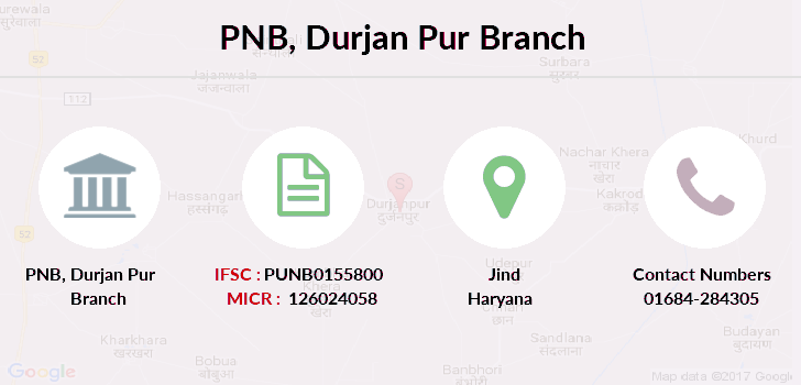 Punjab-national-bank Durjan-pur branch
