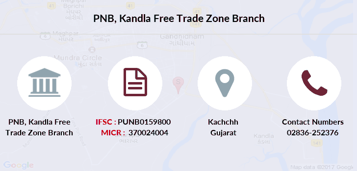 Punjab-national-bank Kandla-free-trade-zone branch