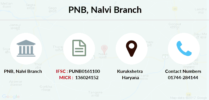 Punjab-national-bank Nalvi branch