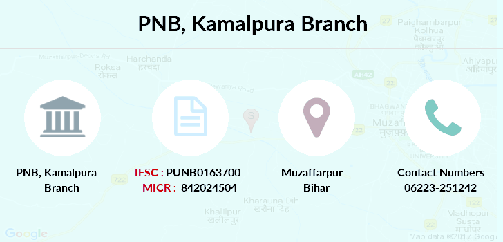 Punjab-national-bank Kamalpura branch