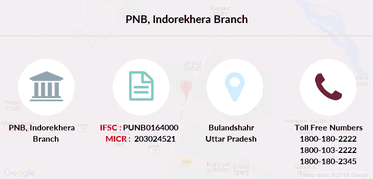 Punjab-national-bank Indorekhera branch