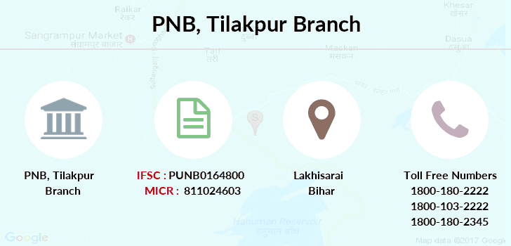 Punjab-national-bank Tilakpur branch