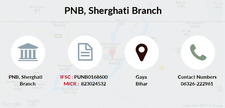 Punjab-national-bank Sherghati branch