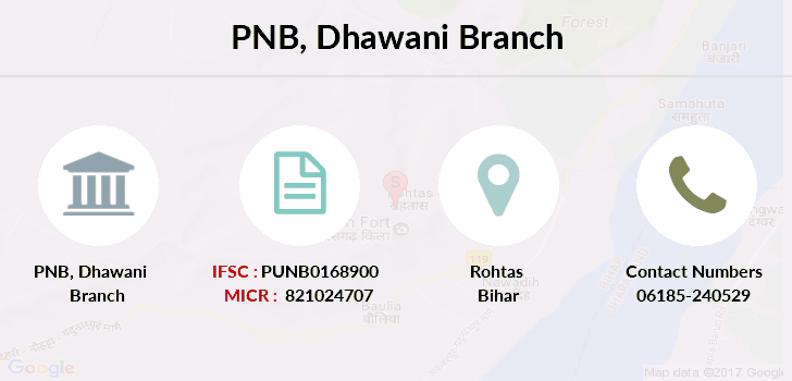 Punjab-national-bank Dhawani branch