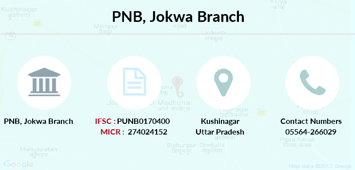 Punjab-national-bank Jokwa branch