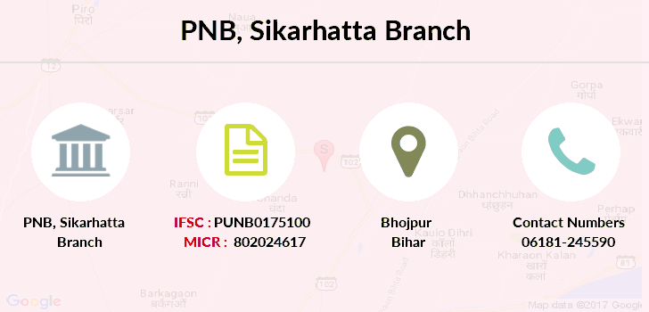 Punjab-national-bank Sikarhatta branch