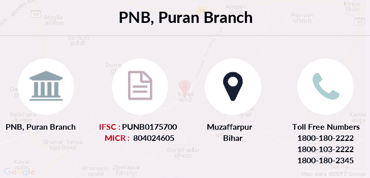 Punjab-national-bank Puran branch