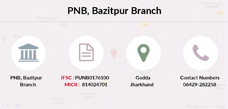 Punjab-national-bank Bazitpur branch