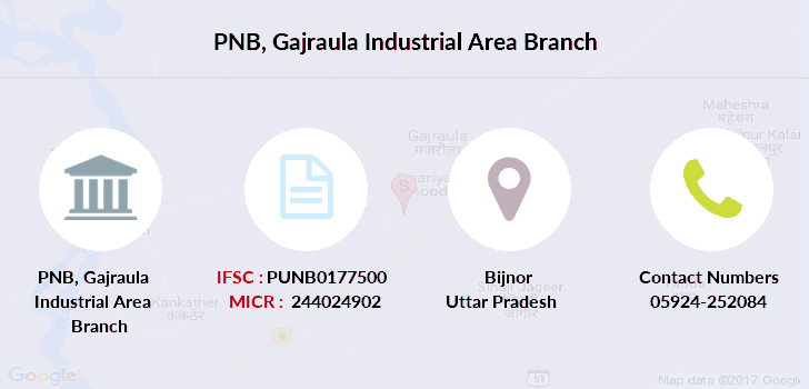 Punjab-national-bank Gajraula-industrial-area branch