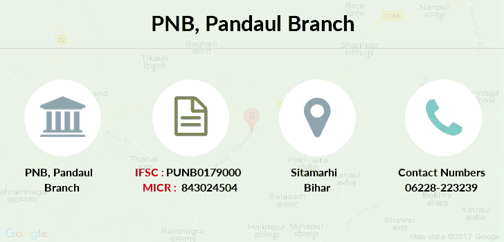Punjab-national-bank Pandaul branch