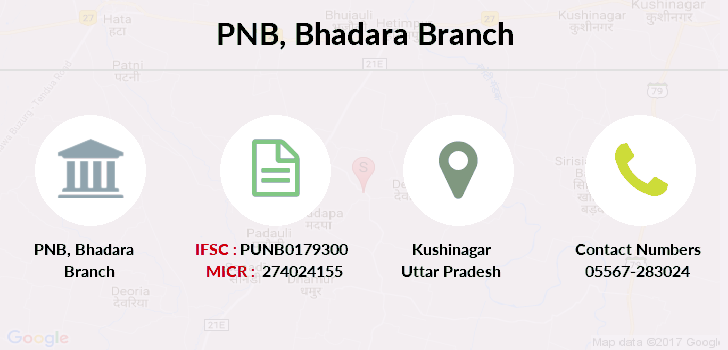 Punjab-national-bank Bhadara branch