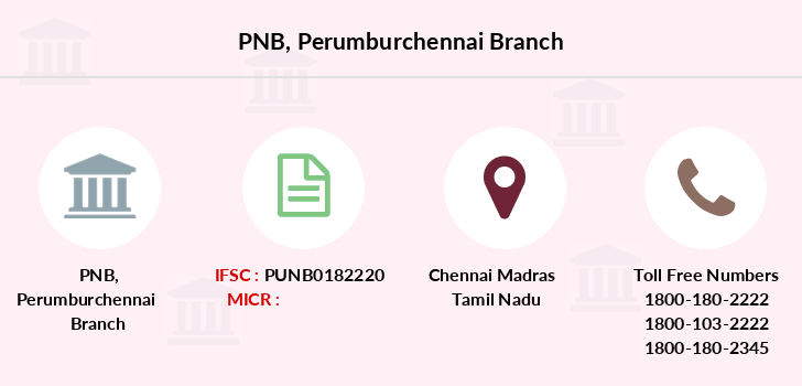 Punjab-national-bank Perumburchennai branch