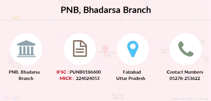 Punjab-national-bank Bhadarsa branch