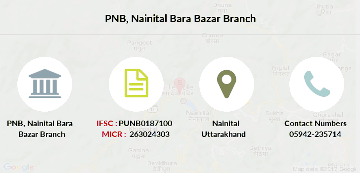 Punjab-national-bank Nainital-bara-bazar branch