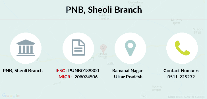 Punjab-national-bank Sheoli branch