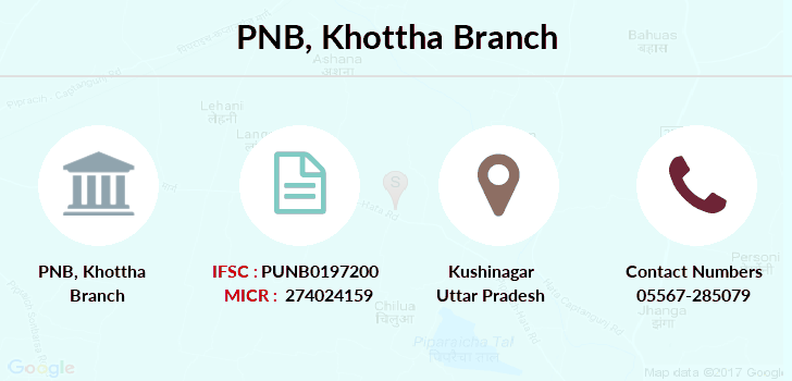 Punjab-national-bank Khottha branch