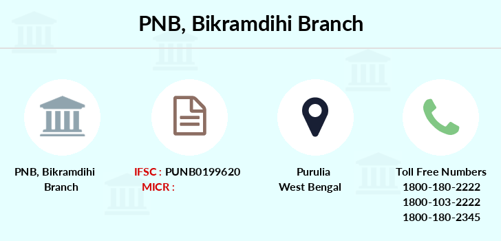 Punjab-national-bank Bikramdihi branch