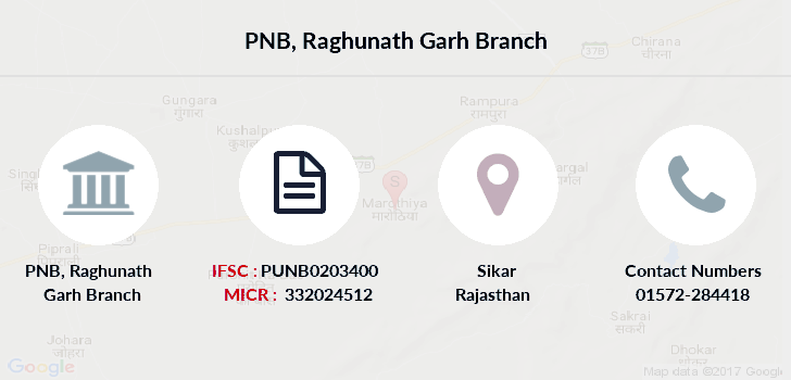Punjab-national-bank Raghunath-garh branch