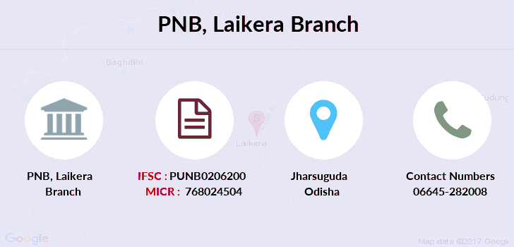 Punjab-national-bank Laikera branch