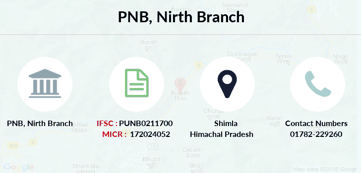 Punjab-national-bank Nirth branch