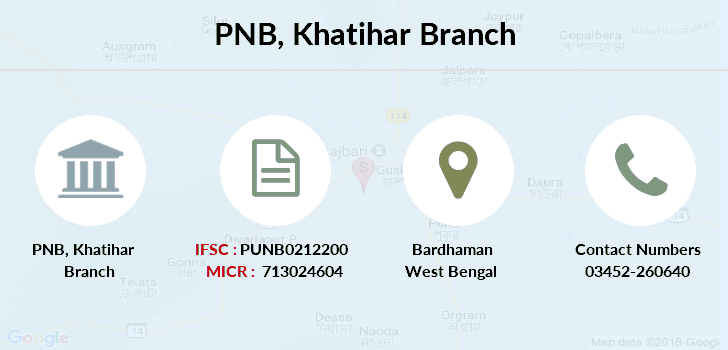 Punjab-national-bank Khatihar branch