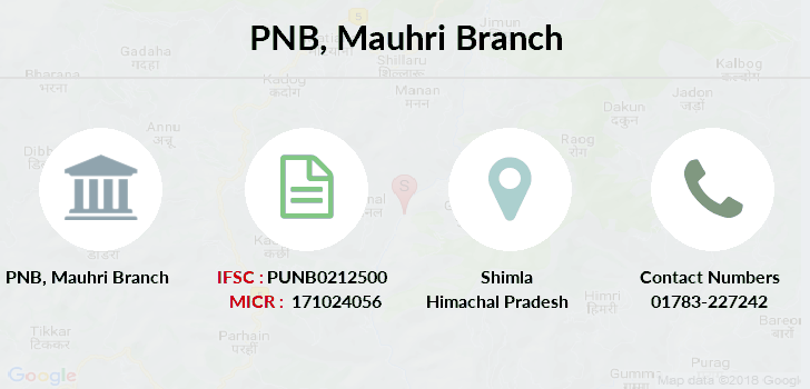 Punjab-national-bank Mauhri branch
