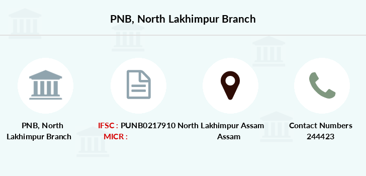 Punjab-national-bank North-lakhimpur branch