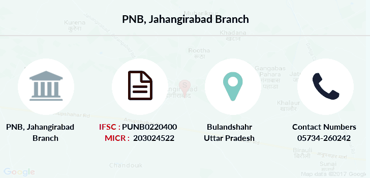 Punjab-national-bank Jahangirabad branch