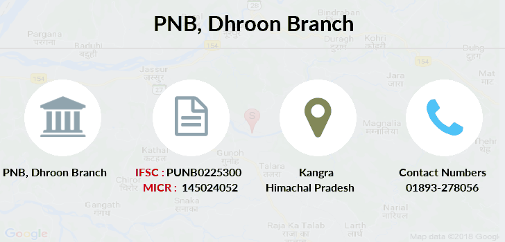 Punjab-national-bank Dhroon branch