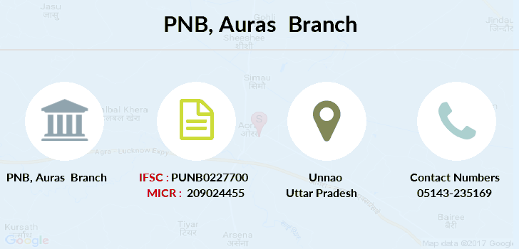 Punjab-national-bank Auras branch
