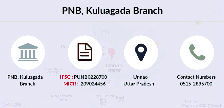 Punjab-national-bank Kuluagada branch