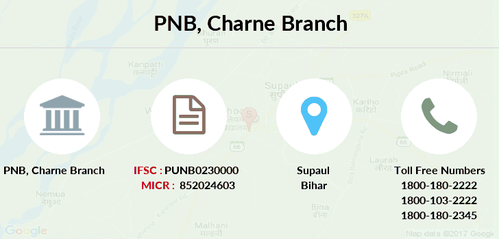 Punjab-national-bank Charne branch