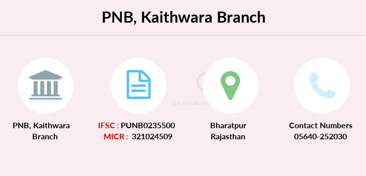 Punjab-national-bank Kaithwara branch