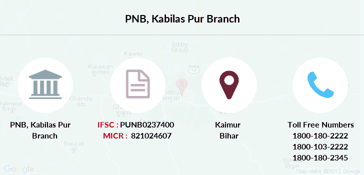Punjab-national-bank Kabilas-pur branch