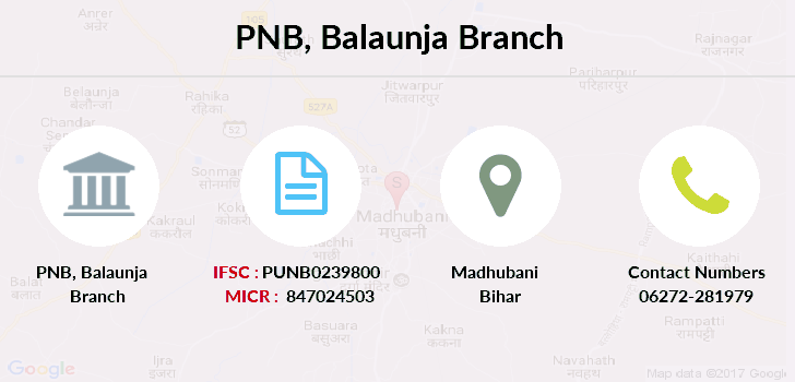 Punjab-national-bank Balaunja branch