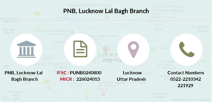 Punjab-national-bank Lucknow-lal-bagh branch