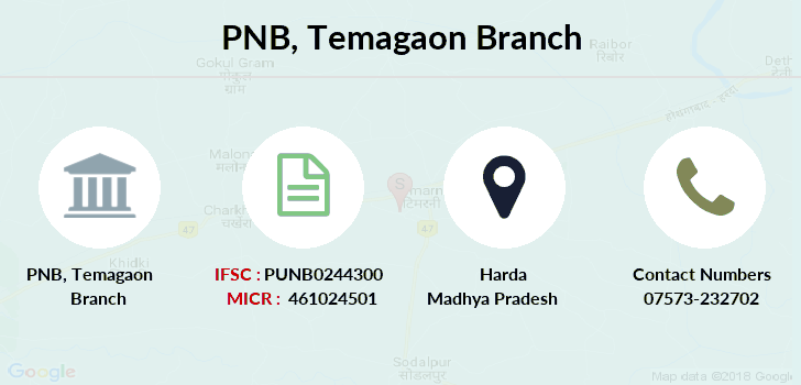 Punjab-national-bank Temagaon branch