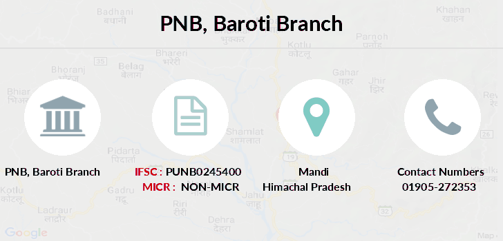 Punjab-national-bank Baroti branch