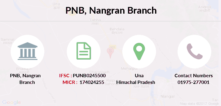 Punjab-national-bank Nangran branch